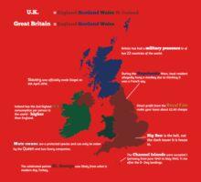 UK infographic One Piece - Short Sleeve