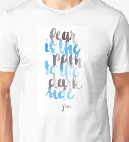 Path to the Dark Side Unisex T-Shirt