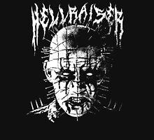 Black Metal Pinhead Unisex T-Shirt