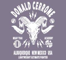 Donald Cerrone Muay Thai Academy Kids Tee