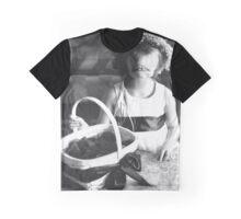 Flower Girl, a Zika Graphic T-Shirt