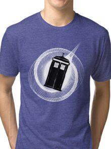Vertigo Who Tri-blend T-Shirt