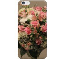 Pink Arrangement iPhone Case/Skin