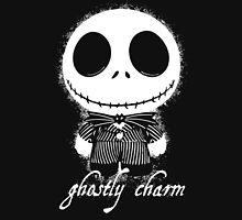 Ghostly Charm - Jack Skeleton Unisex T-Shirt