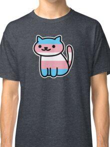 Neko Pride: Transgender Classic T-Shirt