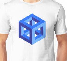 blue cube T-Shirt