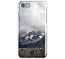 Mount St Helens lava dome iPhone Case/Skin