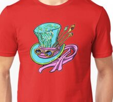 Mad Hat and Shades Unisex T-Shirt
