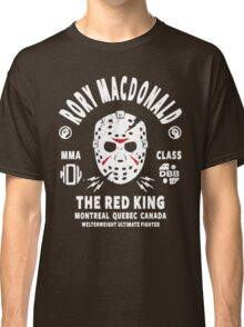Rory Macdonald The Red King Classic T-Shirt