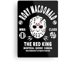 Rory Macdonald The Red King Metal Print