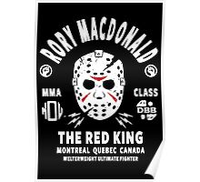 Rory Macdonald The Red King Poster