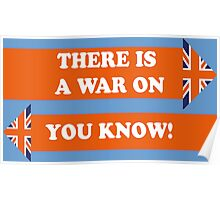 Dad's Army –There is a War On... Poster