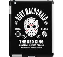 Rory Macdonald The Red King iPad Case/Skin