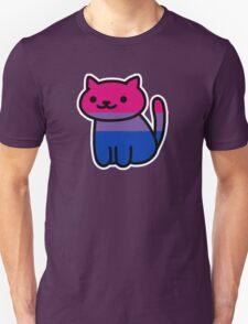 Neko Pride: Bisexual Unisex T-Shirt