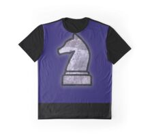 Chess Knight Graphic T-Shirt