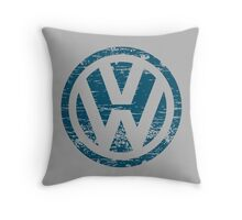 VW The Witty Throw Pillow
