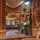 The Reflective Lobby by John  Kapusta