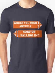 Dad's Army –Would You Mind Awfully...? T-Shirt