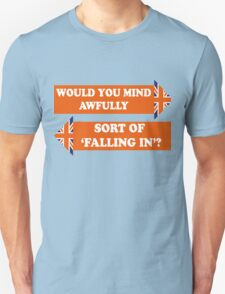 Dad's Army –Would You Mind Awfully...? Unisex T-Shirt