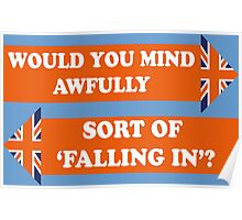 Dad's Army –Would You Mind Awfully...? Poster