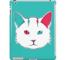 Zak the Cat iPad Case/Skin