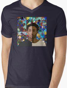 Childish Gambino X Jaden Smith Mens V-Neck T-Shirt
