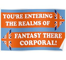 Dad's Army –Realms of Fantasy Poster