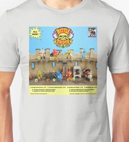 Battle Tribes Retro Catalog T-Shirt
