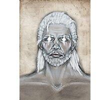 The Elders Scrolls- Skyrim- Nord Man Photographic Print