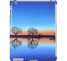 Sunset by the River Thames iPad Case/Skin