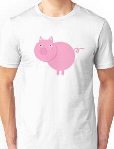 Mr. Piggy Unisex T-Shirt