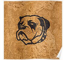 Tough Dog Poster