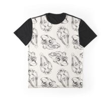 Tapir skulls Graphic T-Shirt