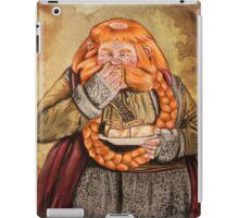 The Hobbit- Bombur Dwarf iPad Case/Skin