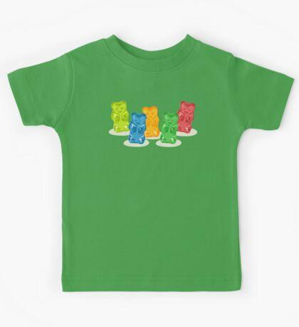 Gummy Bears Gang Kids Tee