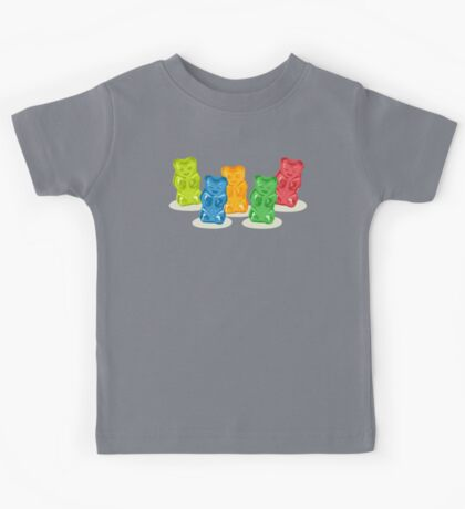 Gummy Bears Gang Kids Tee