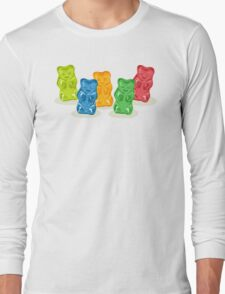 Gummy Bears Gang Long Sleeve T-Shirt