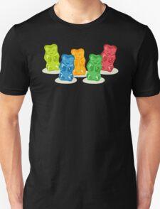 Gummy Bears Gang Unisex T-Shirt