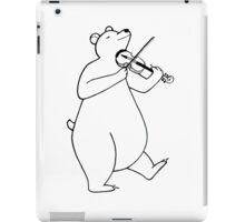 FiddlerBear iPad Case/Skin