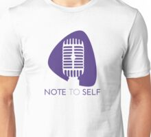 BSU Note to Self - Classic (Light) Unisex T-Shirt