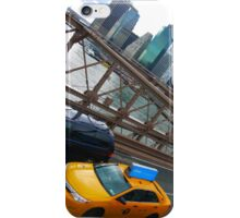 Brooklyn Bridge Getaway iPhone Case/Skin