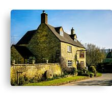 Bakers Arms Canvas Print