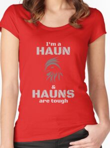 Tough Hauns Women's Fitted Scoop T-Shirt