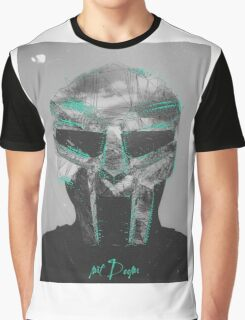 MF DOOM Graphic T-Shirt