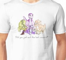 The Land Before Time: The Last Unicorn Unisex T-Shirt