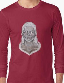 The Elder Scrolls- Skyrim- Man of the North Long Sleeve T-Shirt