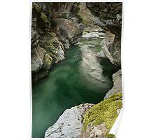 Green water under the bridge Poster
