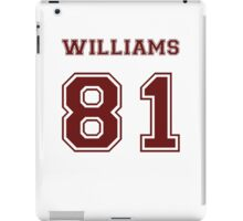 Jesse Williams '81 iPad Case/Skin