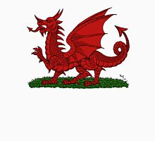 Red Dragon of Wales T-Shirt