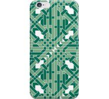 Mosaïque Verte iPhone Case/Skin
